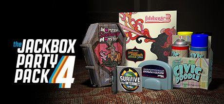 The Jackbox Party Pack 4 скачать игру на компьютер бесплатно