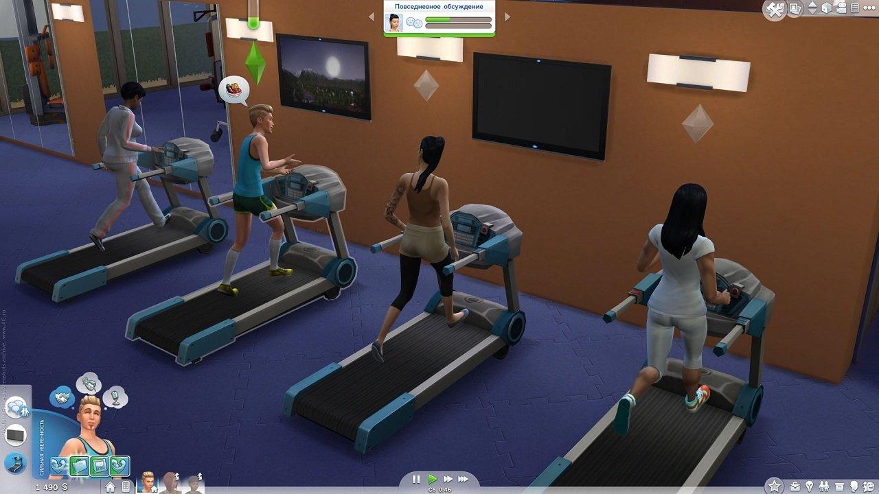 Sims 4 Deluxe скачать игру на компьютер бесплатно