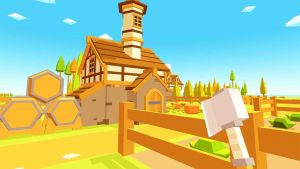 Скриншоты игры BUILD: Ultimate Sandbox Building Game