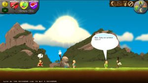 Скриншоты игры Caveman Craig 2: The Tribes of Boggdrop