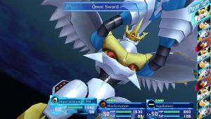 Скриншоты игры Digimon Story Cyber Sleuth: Complete Edition