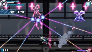 Скриншоты игры Gunvolt Chronicles: Luminous Avenger iX