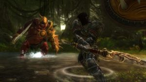 Скриншоты игры Kingdoms of Amalur: Reckoning