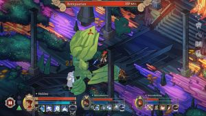 Скриншоты игры Masquerada: Songs and Shadows
