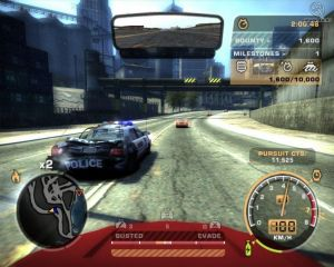 Скриншоты игры Need for Speed: Most Wanted