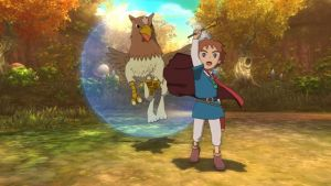 Скриншоты игры Ni no Kuni: Wrath Of The White Witch