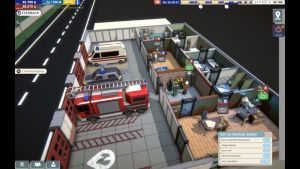 Скриншоты игры Rescue HQ - The Tycoon