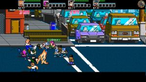 Скриншоты игры River City Ransom: Underground