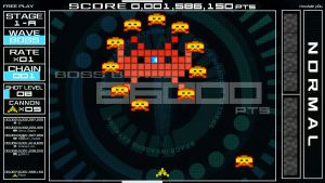Скриншоты игры Space Invaders Extreme