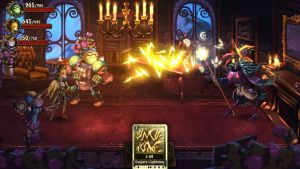 Скриншоты игры SteamWorld Quest: Hand of Gilgamech