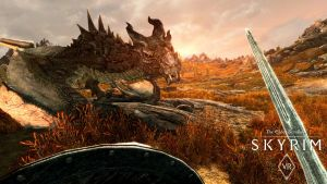 Скриншоты игры The Elder Scrolls V: Skyrim VR
