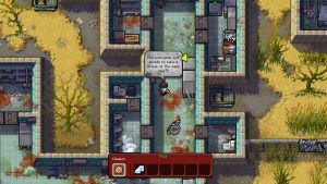 Скриншоты игры The Escapists: The Walking Dead