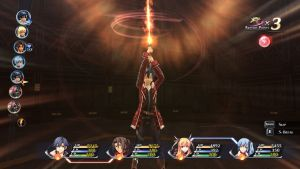 Скриншоты игры The Legend of Heroes: Trails of Cold Steel 2