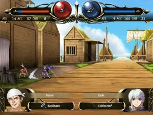 Скриншоты игры Vestaria Saga I: War of the Scions