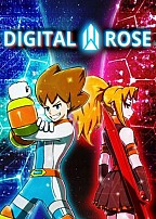 Digital Rose