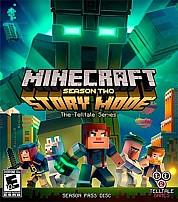 Minecraft Story Mode - Season Two. Episode 1-5