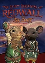 The Lost Legends of Redwall : The Scout Act 1